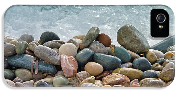 Ocean Stones IPhone 5 Case by Stelios Kleanthous