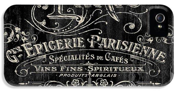 Paris iPhone 5 Case - Paris Bistro by Mindy Sommers
