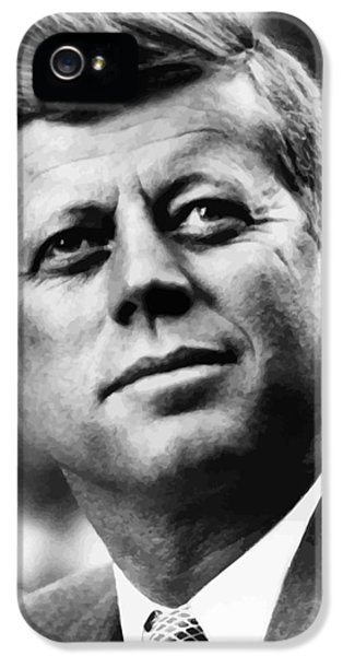 President Kennedy IPhone 5 / 5s Case by War Is Hell Store