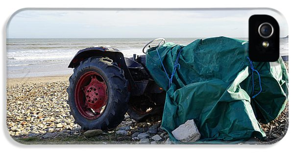 Saltburn On Sea IPhone 5 Case