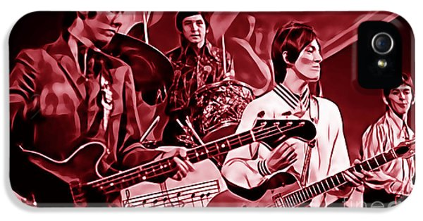 Small Faces Collection IPhone 5 Case