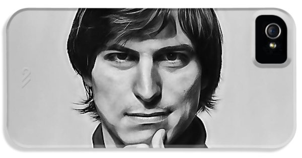 Steve Jobs Collection IPhone 5 Case