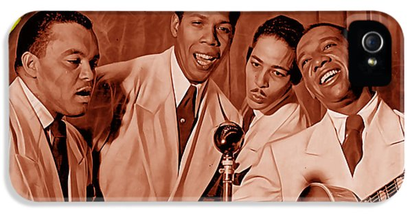 The Ink Spots Collection IPhone 5 Case