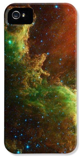 The North America Nebula IPhone 5 Case