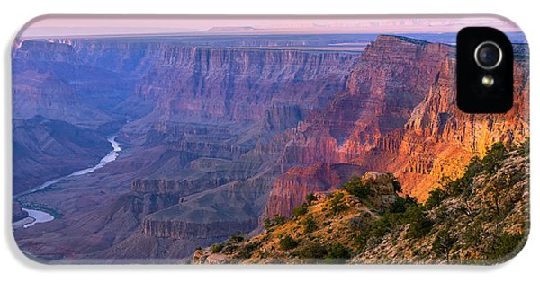 Canyon Glow IPhone 5 Case by Mikes Nature