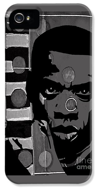Jay Z Collection IPhone 5 Case by Marvin Blaine