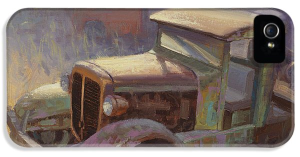 Truck iPhone 5 Case - 36 Corbitt 4x4 by Cody DeLong