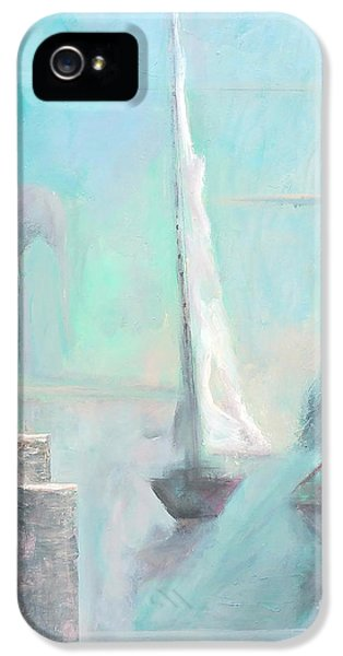 A Morning Memory IPhone 5 Case by James Lanigan Thompson MFA