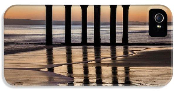 Dorset iPhone 5 Case - Boscombe - England by Joana Kruse