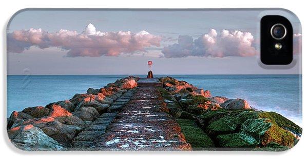 Dorset iPhone 5 Case - Hengistbury Head - England by Joana Kruse