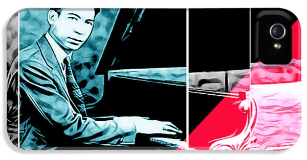 Jelly Roll Morton Collection IPhone 5 Case by Marvin Blaine
