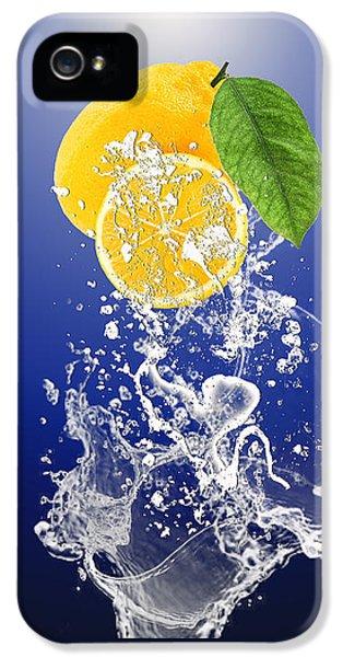 Lemon Splast IPhone 5 Case