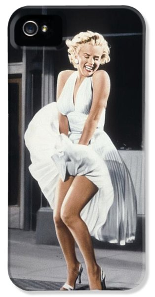 Marilyn Monroe IPhone 5 Case by American School
