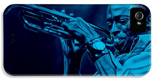 Miles Davis Collection IPhone 5 / 5s Case by Marvin Blaine
