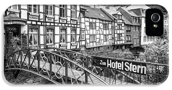 Monschau In Germany IPhone 5 Case by Jeremy Lavender Photography