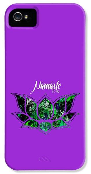 Namaste IPhone 5 Case by Marvin Blaine
