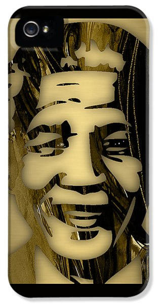 Nelson Mandela Collection IPhone 5 / 5s Case by Marvin Blaine