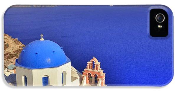 Oia - Santorini IPhone 5 Case