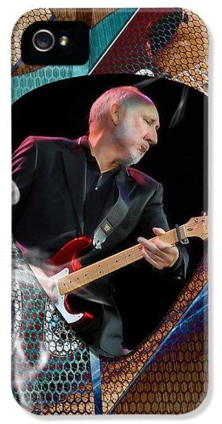 Pete Townshend Art IPhone 5 Case