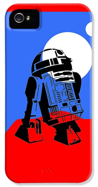 Star Wars R2-d2 Collection IPhone 5 / 5s Case by Marvin Blaine