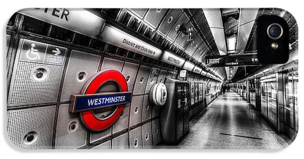 Underground London IPhone 5 Case
