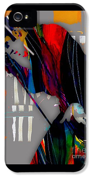 Elvis Presley Collection IPhone 5 Case by Marvin Blaine