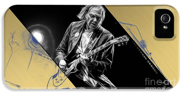 Neil Young Collection IPhone 5 Case