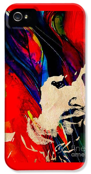 Eric Clapton Collection IPhone 5 / 5s Case by Marvin Blaine