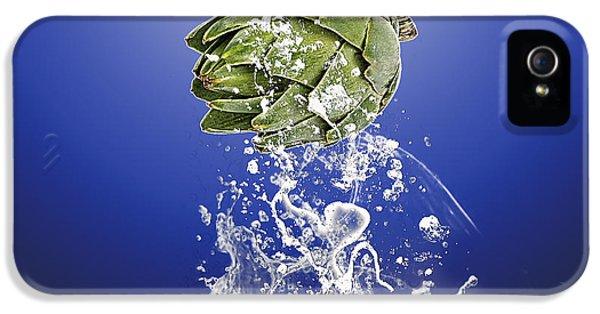 Artichoke Splash IPhone 5 Case