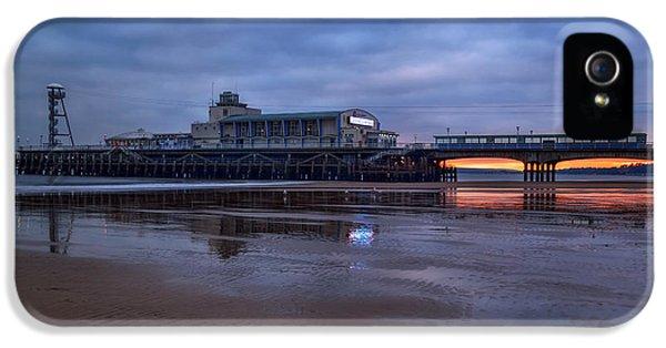 Dorset iPhone 5 Case - Bournemouth - England by Joana Kruse