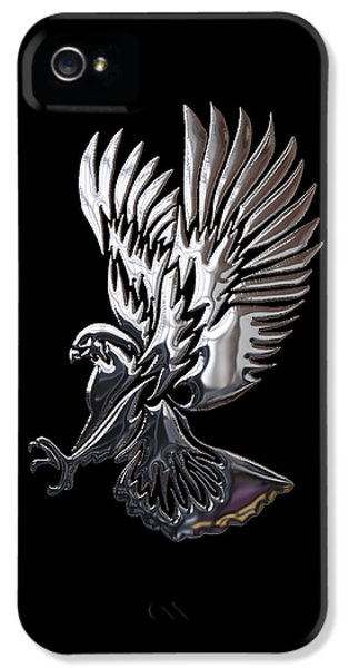 Eagle Collection IPhone 5 Case by Marvin Blaine