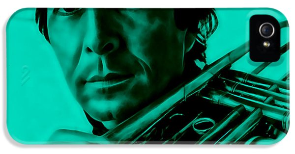 Herb Alpert Collection IPhone 5 / 5s Case by Marvin Blaine