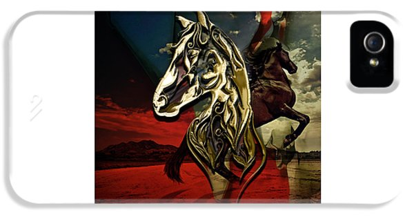 Horse Art Collection IPhone 5 Case