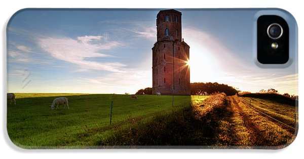 Dorset iPhone 5 Case - Horton Tower - England by Joana Kruse