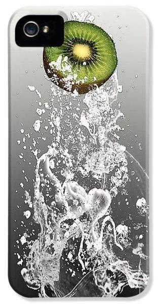 Kiwi Splash IPhone 5 / 5s Case by Marvin Blaine