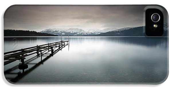 Loch Lomond IPhone 5 Case by Grant Glendinning