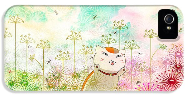 Design iPhone 5 Case - Natsume's Book Of Friends by Super Lovely