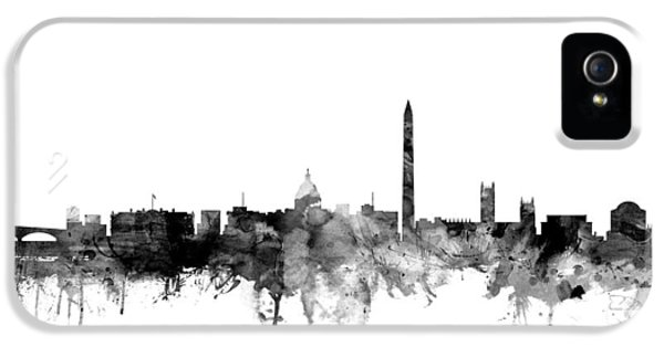 Washington Dc Skyline IPhone 5 Case