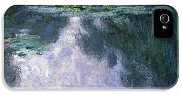 Waterlilies IPhone 5 / 5s Case by Claude Monet
