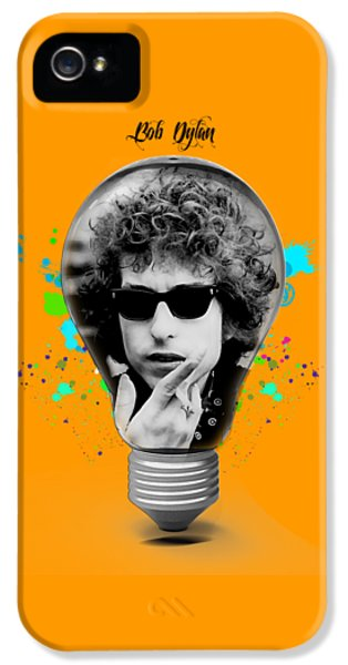 Bob Dylan Collection IPhone 5 / 5s Case by Marvin Blaine