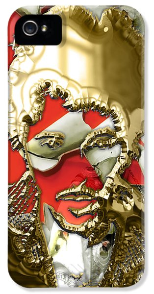 Bruce Springsteen Collection IPhone 5 Case by Marvin Blaine