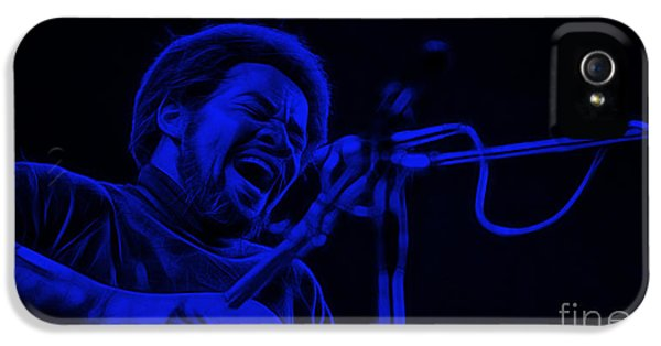 Bill Withers Collection IPhone 5 Case by Marvin Blaine
