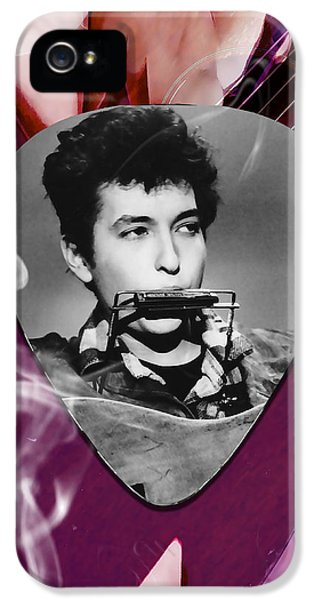 Bob Dylan Art IPhone 5 Case