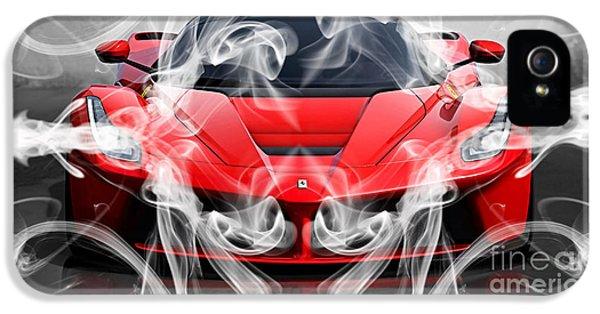 Ferrari Collection IPhone 5 Case