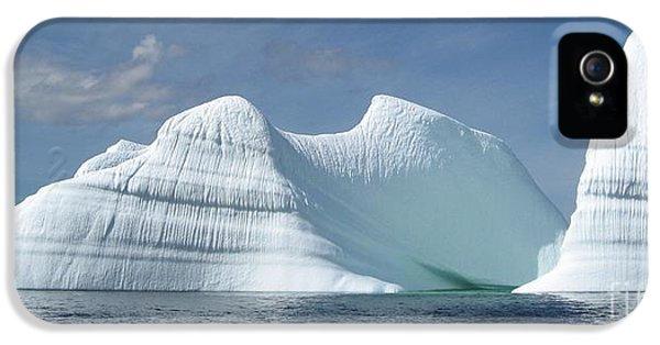 Iceberg IPhone 5 Case by Seon-Jeong Kim