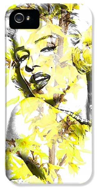 Marilyn Monroe Collection IPhone 5 Case