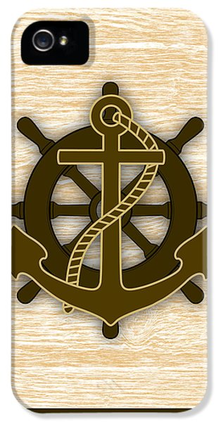 Nautical Collection IPhone 5 Case