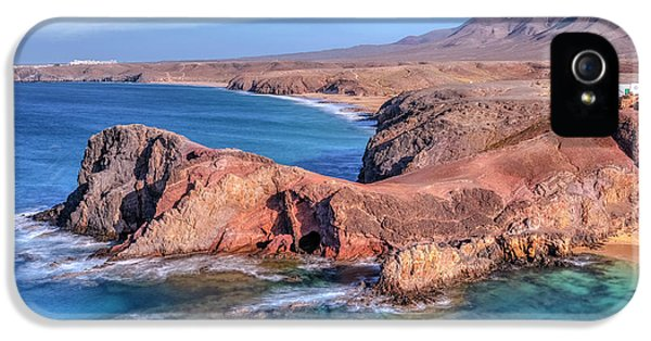 Playa Papagayo - Lanzarote IPhone 5 / 5s Case by Joana Kruse