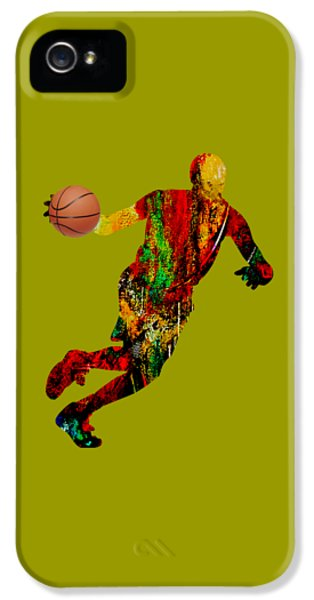Basketball Collection IPhone 5 Case