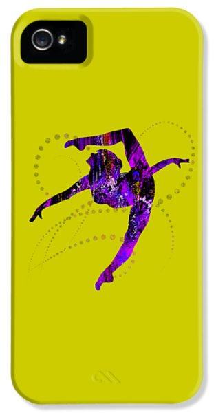 Dance Collection IPhone 5 Case by Marvin Blaine